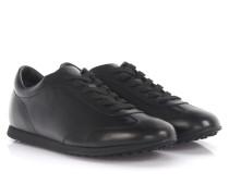 Tod's Tods Sneakers Leder schwarz