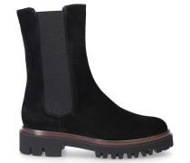 Chelsea Boots 9210 Veloursleder