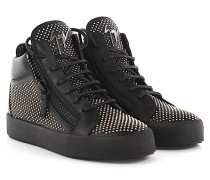 Sneaker high Connor Leder Nieten