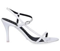 Sandalen GENEVE Lackleder schwarz