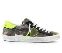 Sneaker low PRLU Materialmix