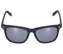 Sonnenbrille Wayfarer 043205 Acetat schwarz