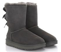 Stiefeletten Boots BAILEY BOW 2 Veloursleder Lammfell