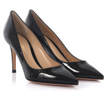 Pumps Gianvito 85 Lackleder