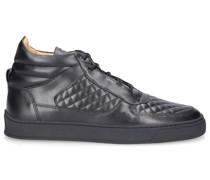 Sneaker high FAISCA Kalbsleder Steppung