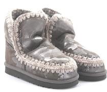 Stiefeletten Boots ESKIMO 18 Veloursleder caflage