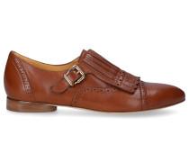 Monk Schuhe 8427 Nappaleder