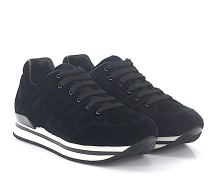 Sneaker H222 Samt