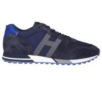 Sneaker low H383 Veloursleder Logo