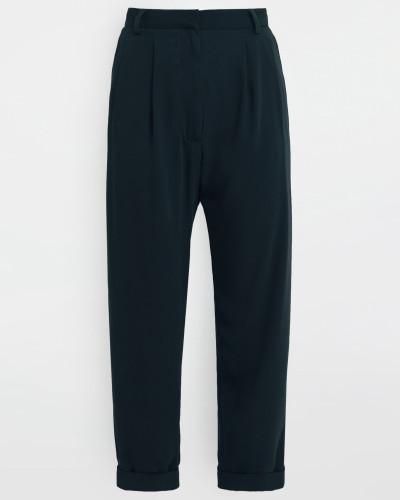 Hose Schwarz Polyester