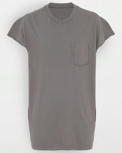 Ärmelloses T-shirt Grau