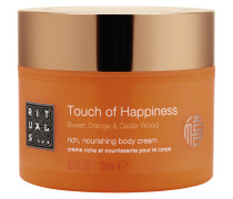 200 ml Touch of Happiness Körpercreme Laughing Buddha