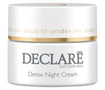 50 ml Detox Night Cream Gesichtscreme Age Control