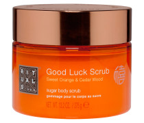 375 g Good Luck Scrub Körperpeeling Laughing Buddha