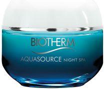 50 ml  Night Spa Gesichtsgel Aquasource Trockene Haut