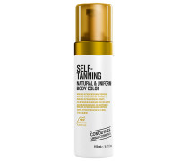 150 ml Self-Tanning Natural & Uniform Body Color Selbstbräunungsschaum Praktische Kosmetik