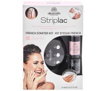 1 Stück Striplac Starter Kit French Nagelgel