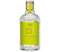 170 ml  Splash & Spray Eau de Cologne (EdC) Lime Nutmeg