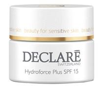 50 ml Hydroforce Creme Plus SPF15 Gesichtscreme Hydro Balance