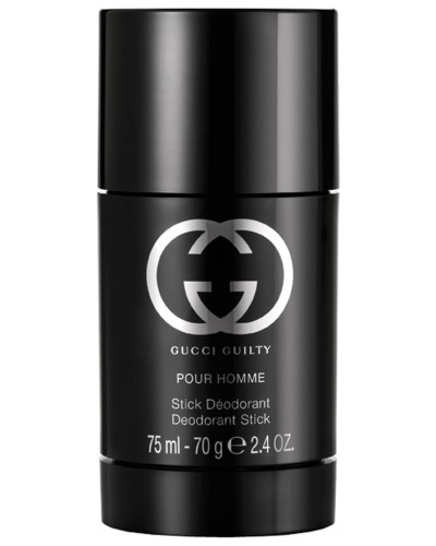 gucci herren 75 g deodorant stift guilty pour homme. Black Bedroom Furniture Sets. Home Design Ideas