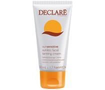 50 ml sunsensitive Sunless Facial Tanning Cream Selbstbräunungscreme Sonnenpflege