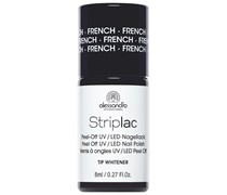 8 ml Striplac French Tip Whitener Nagelgel