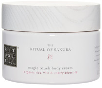 220 ml  Magic Touch Körpercreme Sakura