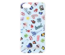 iPhone 7 Case mit Ikonisches Aquarellen