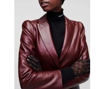 Eleganter Blazer aus Leder