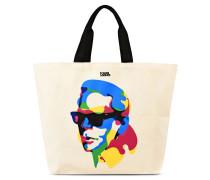 Shopper Steven Wilson aus Canvas