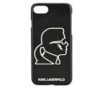 iPhone 7 Case mit fluoreszierendem Karl