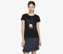 Choupette Skating T-Shirt