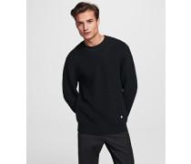 K/Ikonik Pullover aus texturiertem Strick