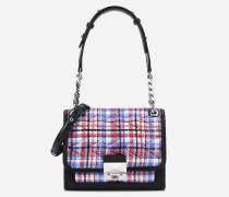 K/Kuilted Handtasche aus Tweed