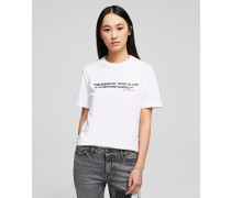 Karl Legend Karlism T-shirt