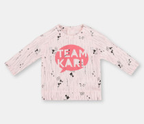SWEATSHIRT #TEAM KARL