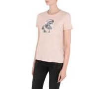 T-Shirt mit Foto von Karls Kopf