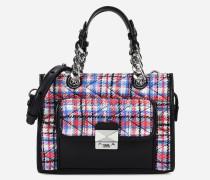 K/Kuilted Tweed Mini Tote Bag