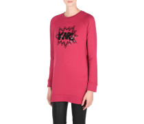 Karl Pop Sweatshirt-Kleid