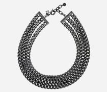 Halskette 3 Row Chain