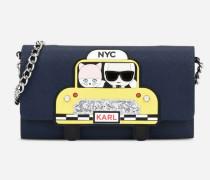 Brieftasche mit Kettenriemen NYC