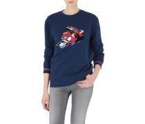 Sweatshirt mit Polaroid-Kamera