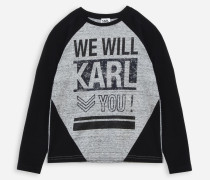 T-SHIRT WE WILL KARL YOU