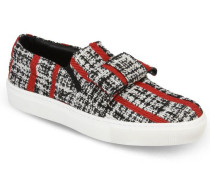 K/BOUCLÉ SLIP-ON-SNEAKERS