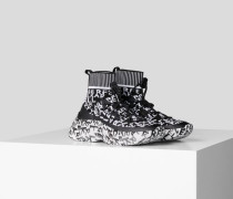 Skyline Graffiti Pull-on Ankle Boots