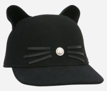 K/Cat Cap mit Perlen