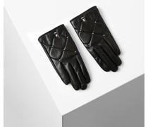 K/ikonik Handschuhe mit Metallanstecker