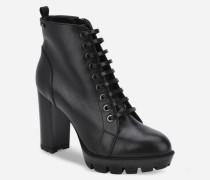 Voyage Midi geschnürte Ankle Boots