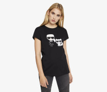 Karl & Choupette Ikonik T-Shirt