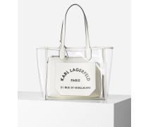 K/journey Transparente Tote Bag